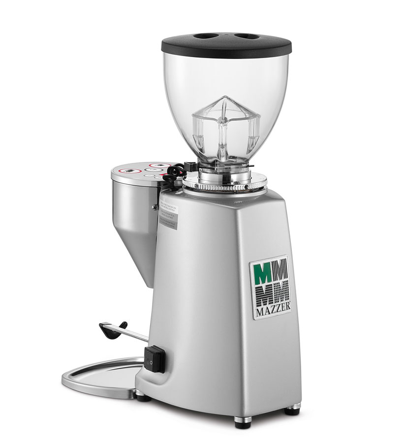 Small Electric Grinder ~ Mazzer mini electronic coffee grinder free shipping