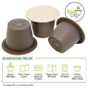 Biocap Coffee Pods
